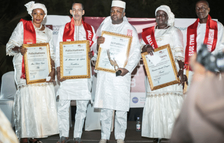 Mali - Celebrating Malian Civil Servants | Integrity Icon